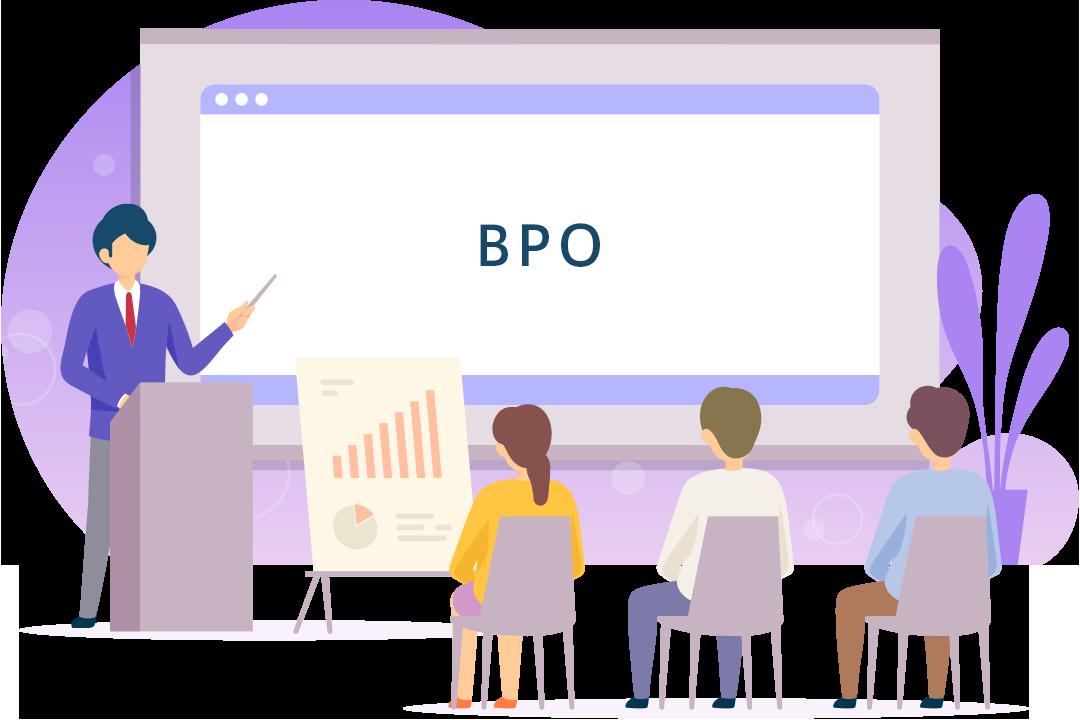プロセス設計から委託する「BPO」|人材不足解消と業務効率化に